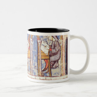 Games Table Makers, from the 'Book of Games Two-Tone Coffee Mug