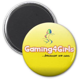 Gaming4Girls Magnets
