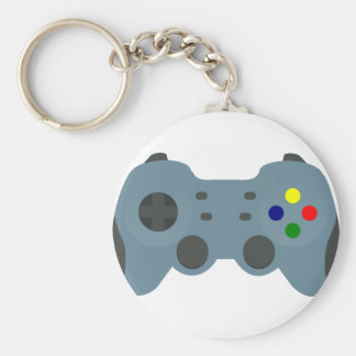Gaming Controller Key Ring