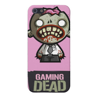 Gaming Dead Pink Different iPhone Case Cover For iPhone 5/5S
