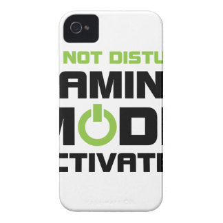 Gaming Mode iPhone 4 Cases