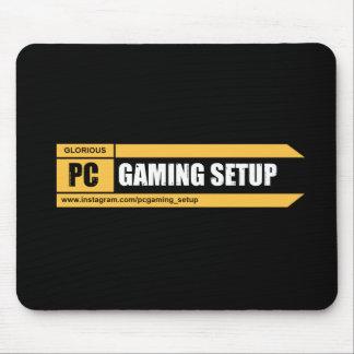 Gaming Mousepad | Page Logo