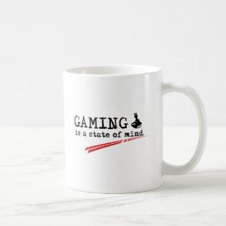 GAMING White 325 ml Mug