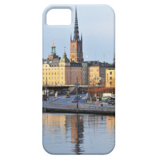 Gamla Stan in Stockholm, Sweden Case For The iPhone 5