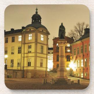 Gamla Stan in Stockholm, Sweden Coaster