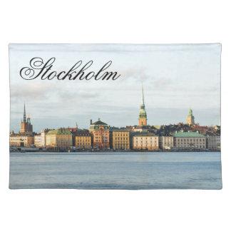 Gamla Stan in Stockholm, Sweden Placemat