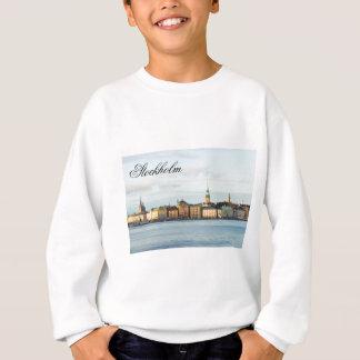 Gamla Stan in Stockholm, Sweden Sweatshirt
