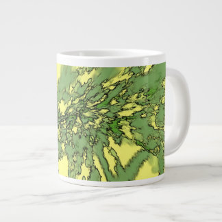Gamma Burst Large Coffee Mug