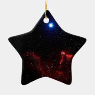 Gamma Cassiopeiae Ceramic Star Decoration