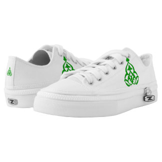 Gamma Gamma Chi Floral Crest Sneakers