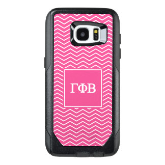 Gamma Phi Beta | Chevron Pattern OtterBox Samsung Galaxy S7 Edge Case