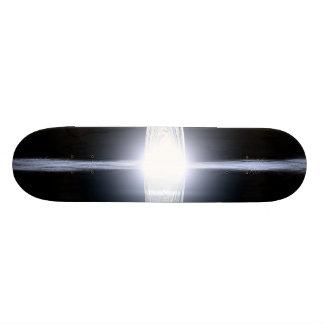 Gamma-Ray Burst Skateboards