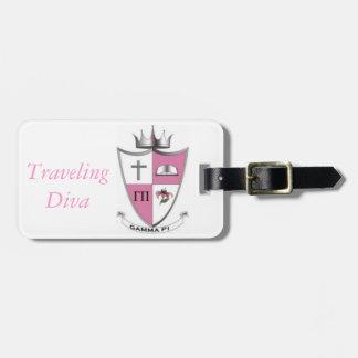 Gamma Traveler Luggage Tag