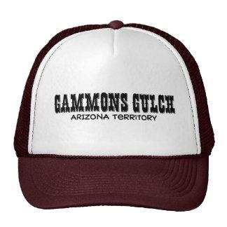 Gammons Gulch Movie Set Truckers Hat