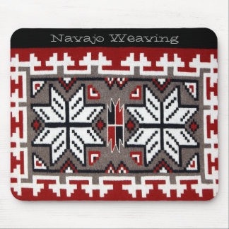 Ganado Red Weaving Mousepad