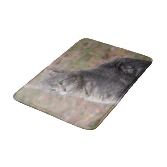 Gandalf in oil bath mat