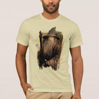 Gandalf With Staff T-Shirt