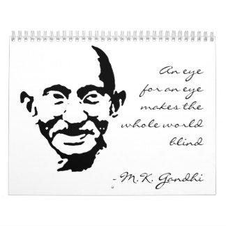 Gandhi 2012-13 Calender Wall Calendars