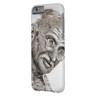 Gandhi Barely There iPhone 6 Case