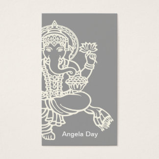 Ganesh Business Cards
