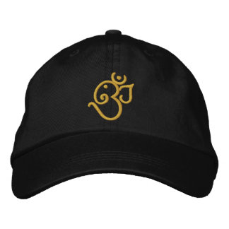 Ganesh Embroidered Hats