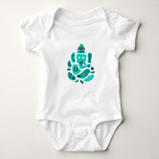 Ganesh Ganesha Diety Elephant Baby Jersey Baby Bodysuit