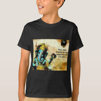 Ganesh Ganesha Hindu India Asian Elephant Deity T-Shirt