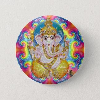 Ganesh- GoodLuck Button