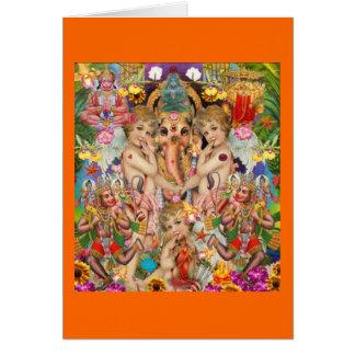 Ganesh Love Card