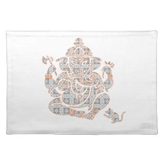 Ganesh Strength Placemat