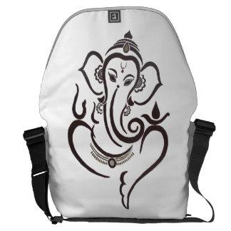 Ganesha Backpack Courier Bag