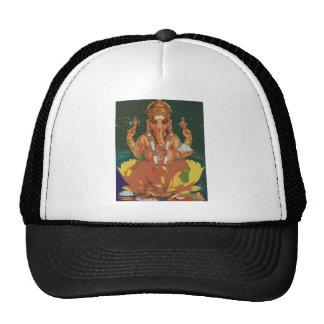 Ganesha Mesh Hats