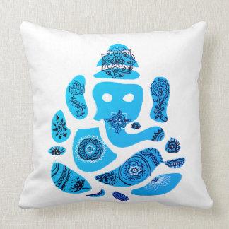 Ganesha Elepnat God  Throw Cushion 51 x 51 cm