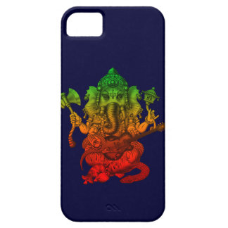 Ganesha Guitar iPhone 5 Cover