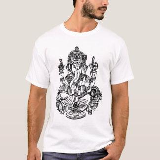 Ganesha - Hindu God Sign T-Shirt