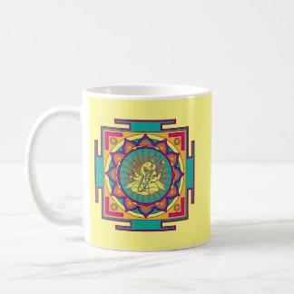Ganesha Mandala Coffee Mug
