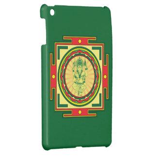 Ganesha Mandala iPad Mini Cover