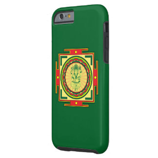 Ganesha Mandala Tough iPhone 6 Case