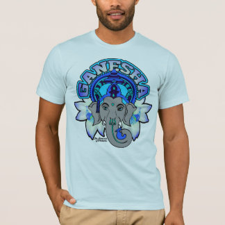 ganesha remover of obstaclesblu T-Shirt