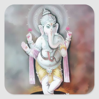 Ganesha Stickers #2