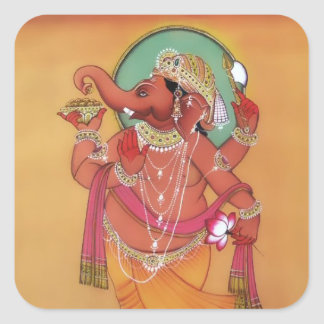 Ganesha Stickers #3