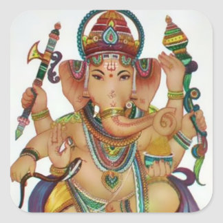 Ganesha Stickers #6