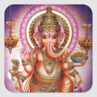 Ganesha Stickers #7