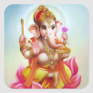 Ganesha Stickers - Version 10