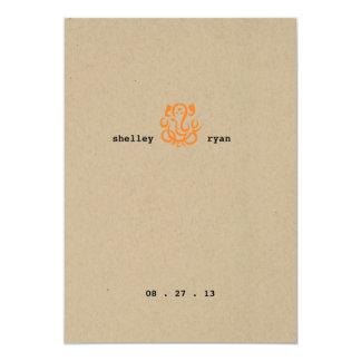 Ganesha Wedding Invitation