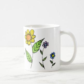 Gang-o-Flowers Mug