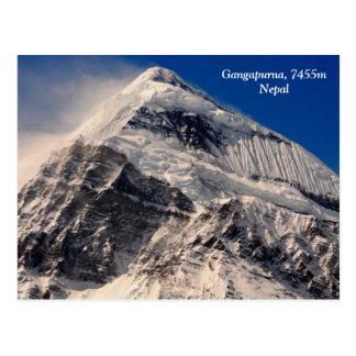 Gangapurna Postcard