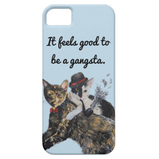Gangsta Cats Phone Case