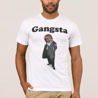 Gangsta Hillary Clinton T-Shirt