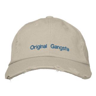 Gangsta RAP Embroidered Baseball Cap